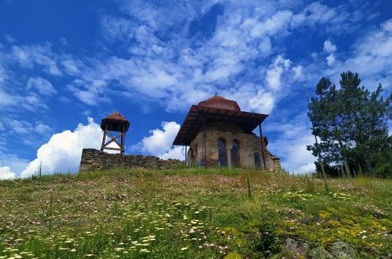 Planinska kuća Komita