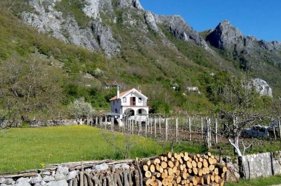 Planinska Kuća Između Dvije Čarobne Obale