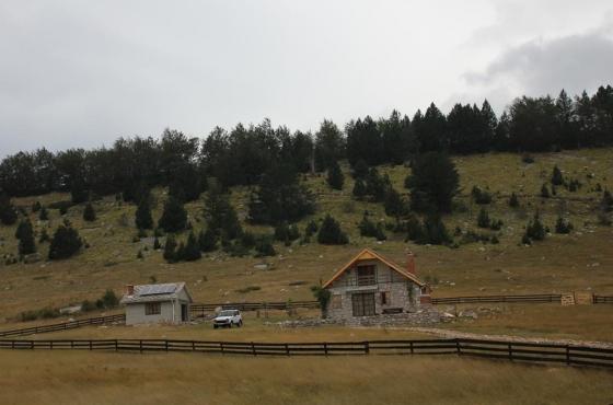 Planinska kuća Varda