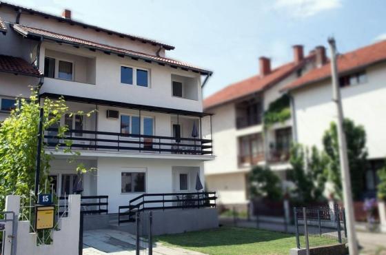 Apartmani Veličković