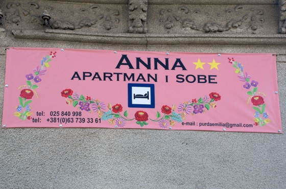 Anna Apartman i Sobe