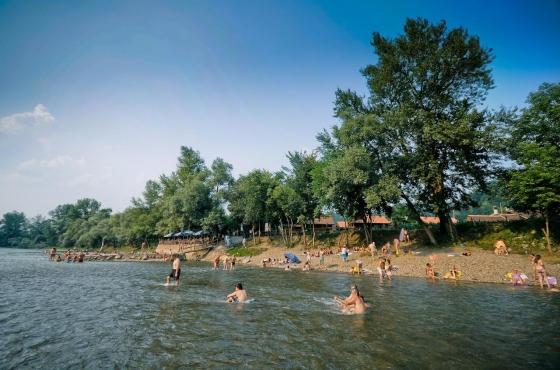 Etno selo Sunčana Reka