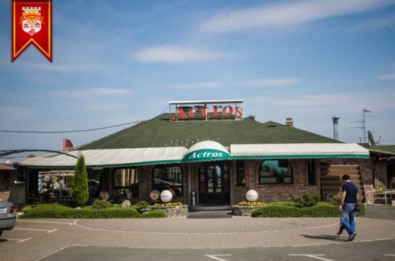 Motel pizzeria Actros
