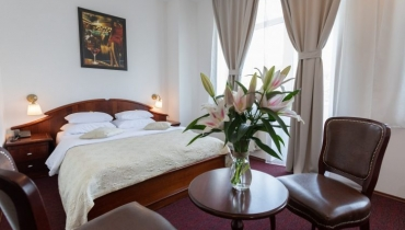 Garni Hotel Royal Crown